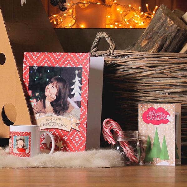 Natale Per il Natale, la festa più bella, scegli di regalare un'emozione grande.